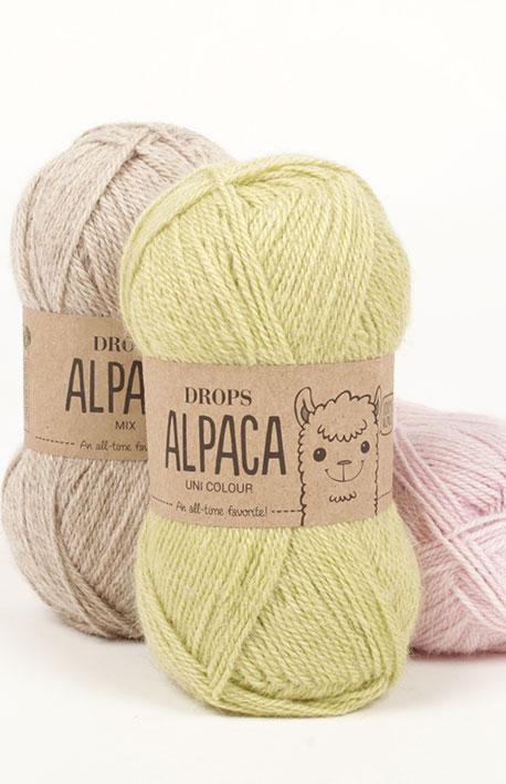 Drops Alpaca