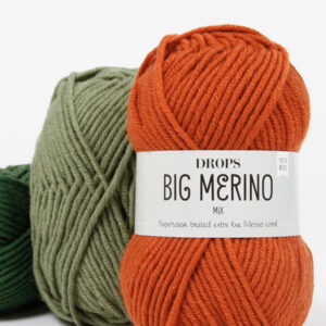 Drops big merino