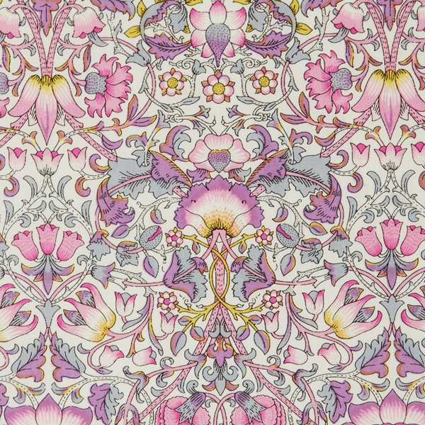 Liberty stof Lodden lyserød