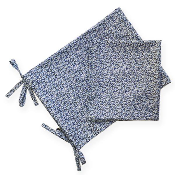 Liberty babysengetøj pepper blå