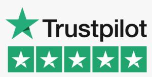 Trustpilot anmeldelser 5 stjerner